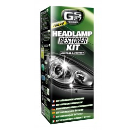 HeadLamp Restorer Kit
