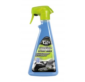 TITANIUM PROTECTION SPRAY WAX 500 ml