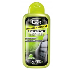 LEATHER CLEANER & CONDITIONER 375 ml