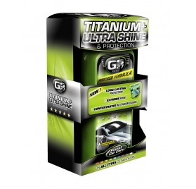 TITANIUM + ULTRA SHINE & PROTECTION - 500 ML