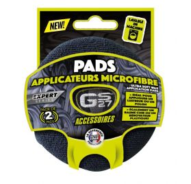 Ultra Soft Wax Application Pads